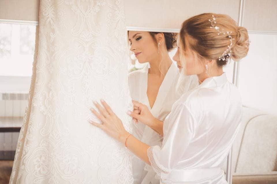 сватбен и булчински грим