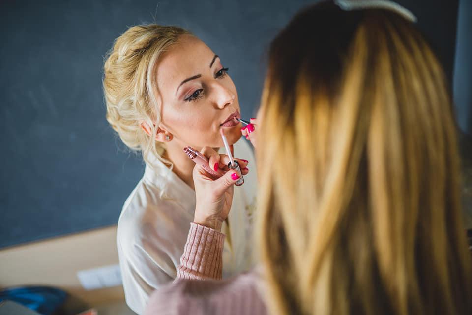 Art & Makeup boutique, Сватбен грим, Професионален гримьор, Цвети Алексова